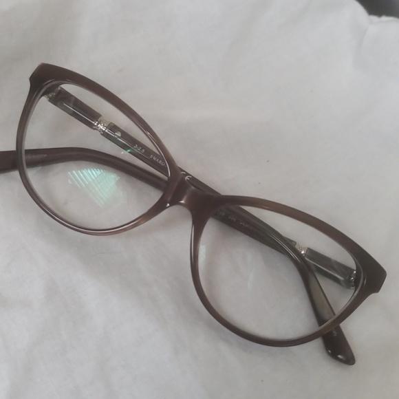 061ee941c7 Swarovski Accessories | Glasses Frames Cateye Like New Crystals ...